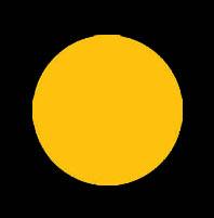 теплый желтый